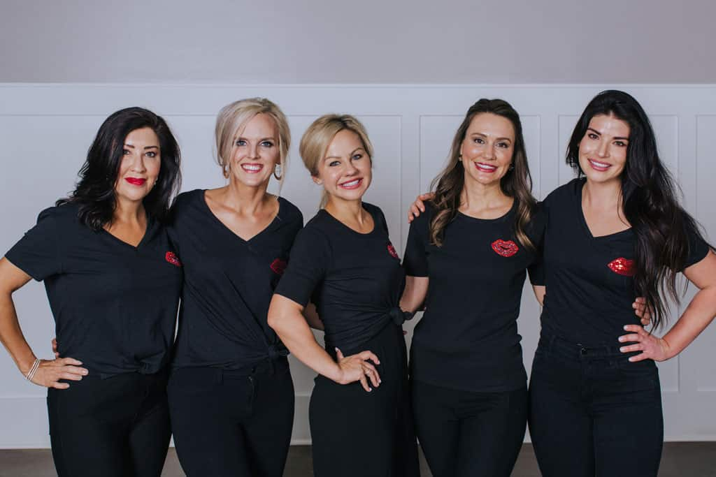 Image of The Skin Wellness Center Injector Team in Knoxville TN